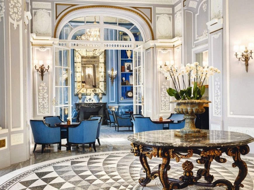 pierre-yves rochon Beautiful Hospitality Interiors by Pierre-Yves Rochon 5 Financial Times 870x653