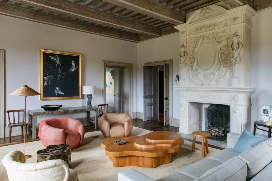 pierre yovanovitch Stunning Living Room Projects by Pierre Yovanovitch 5 Surface 870x579