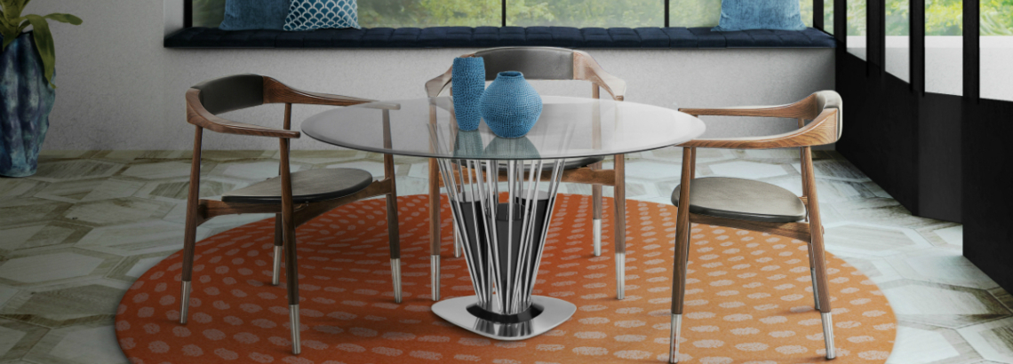 dining tables Art Deco Retro Vibe: The Dining Tables featured 2019 11 07T120109