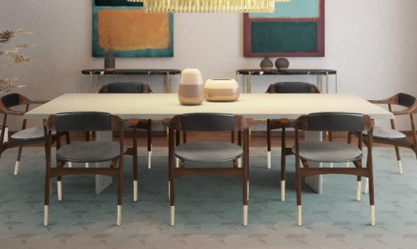 Retro Vibe Mid-century: The Dining Chairs dining chairs Retro Vibe Mid-century: The Dining Chairs featured 2019 11 19T151504