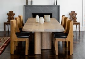 ASHE LEANDRO: Dining Rooms With Instinct, Ingenuity and Humor ashe leandro ASHE LEANDRO: Dining Rooms With Instinct, Ingenuity and Humor featured 2019 11 26T163022