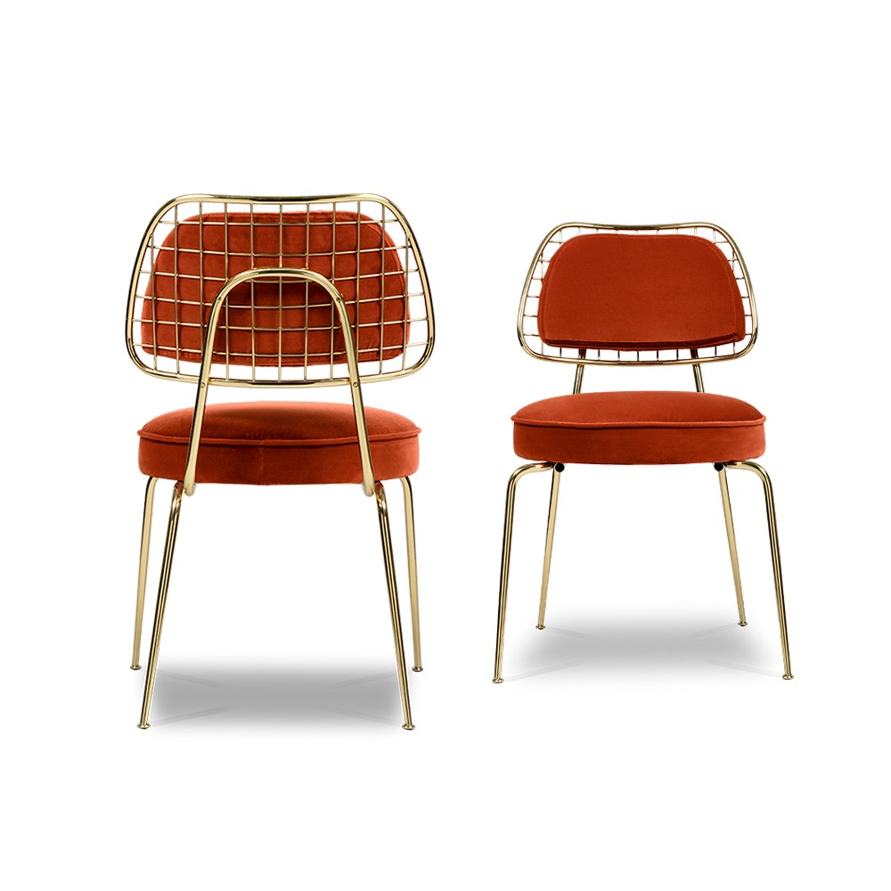 Retro Vibe Mid-century: The Dining Chairs dining chairs Retro Vibe Mid-century: The Dining Chairs marie