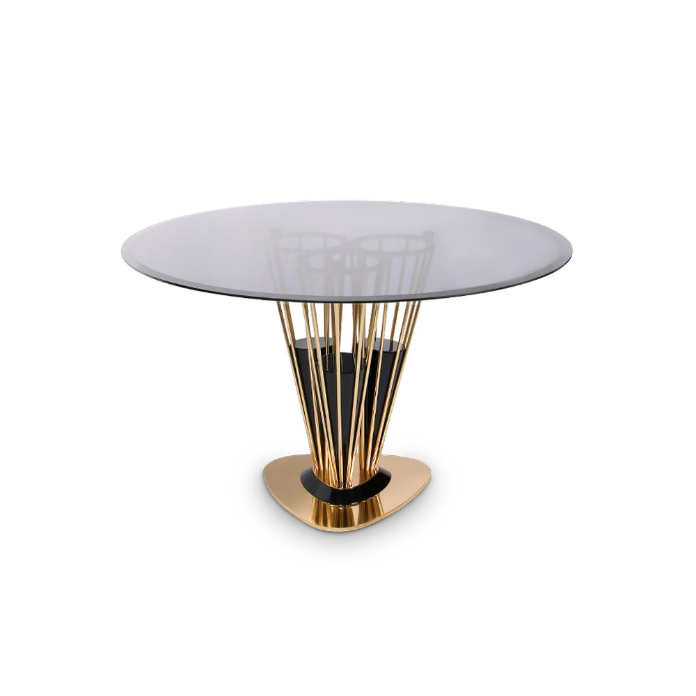 Art Deco Retro Vibe: The Dining Tables dining tables Art Deco Retro Vibe: The Dining Tables winchester
