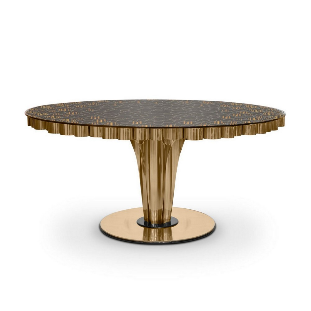 Art Deco Retro Vibe: The Dining Tables dining tables Art Deco Retro Vibe: The Dining Tables wormley2 2