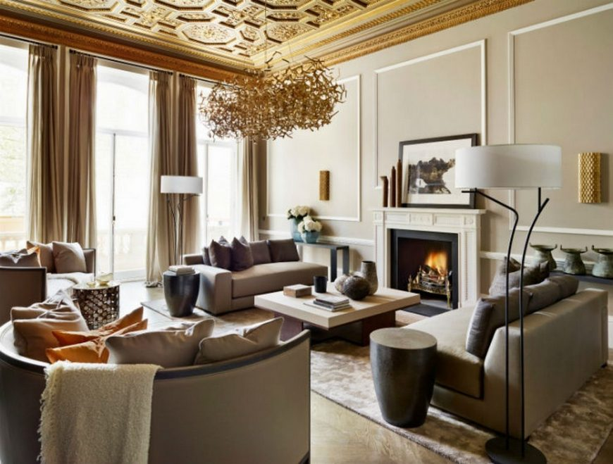 top 10 interior designers in london TOP 10 Interior Designers in London 10 6 870x659