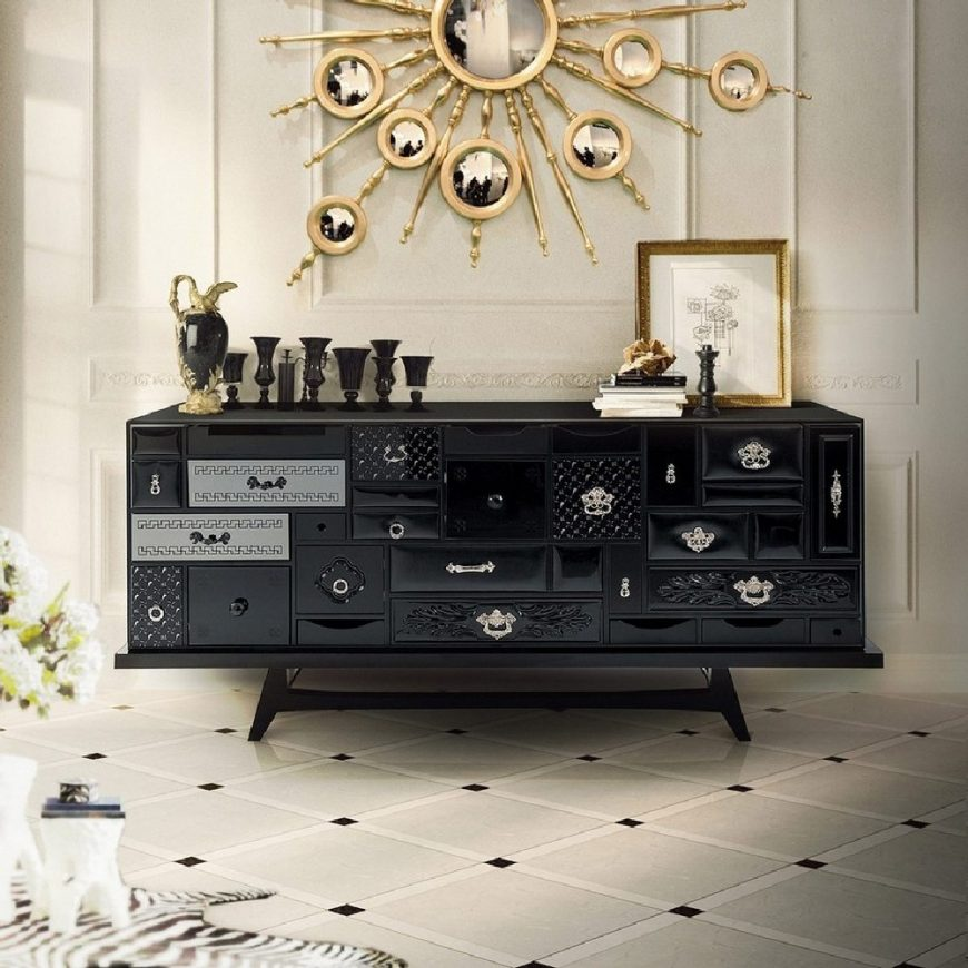 winter trends Winter Trends: Modern Sideboards For Modern Living Rooms 2 2 870x870