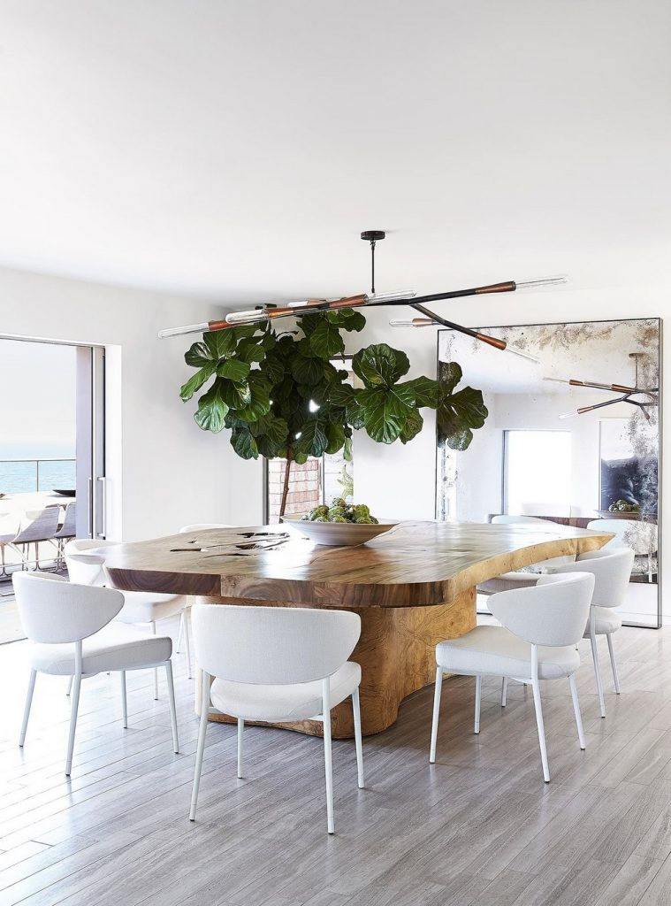 jamie bush Jamie Bush: Modern Dining Rooms For Luxury Homes 2 Pinterest 759x1024