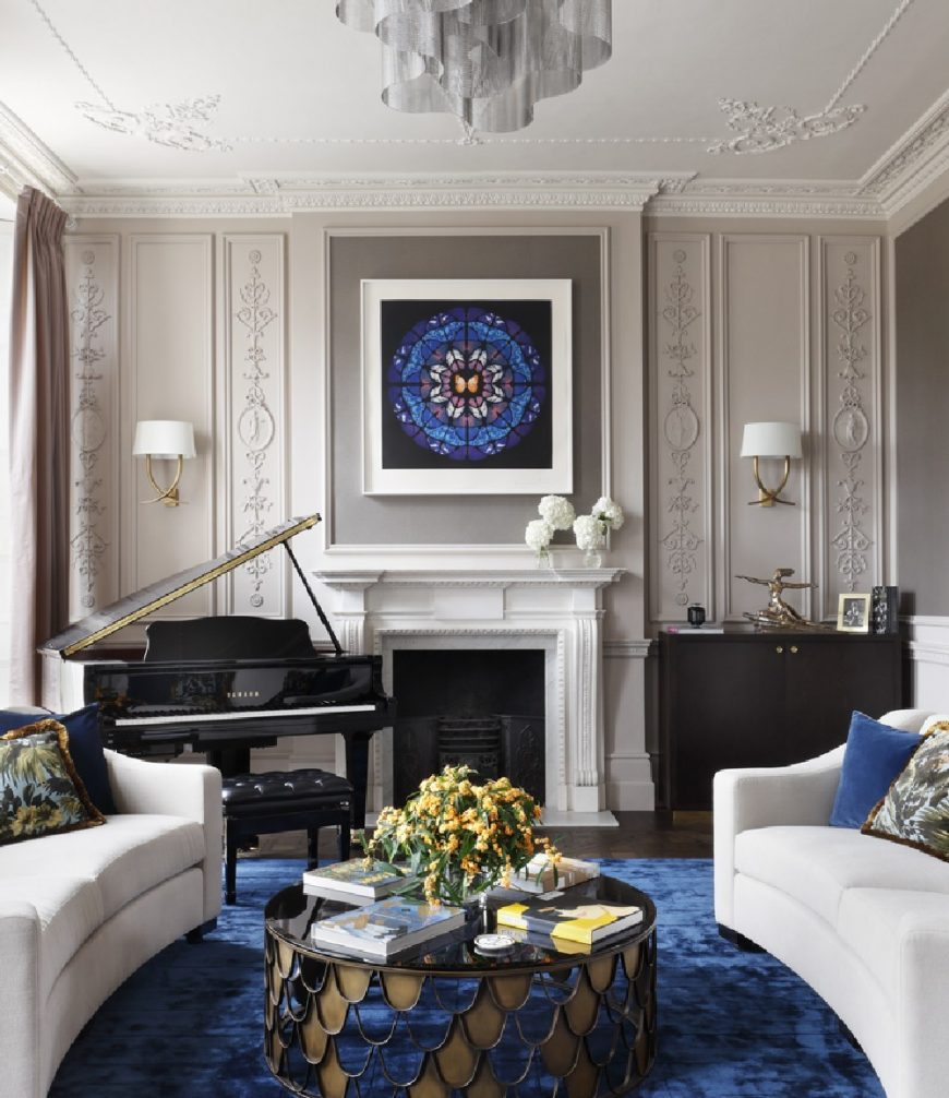 oliver burns Regent's Park Townhouse: A Brilliant Project by Oliver Burns 4 870x1006