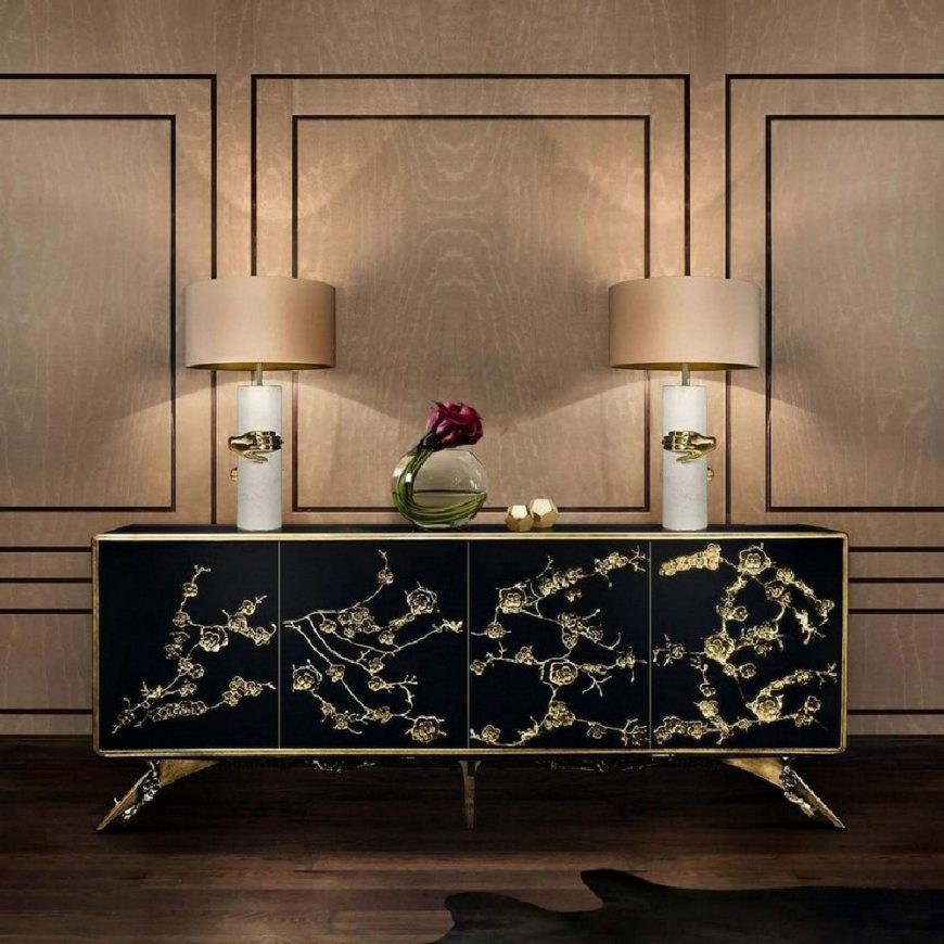 winter trends Winter Trends: Modern Sideboards For Modern Living Rooms 6 870x870
