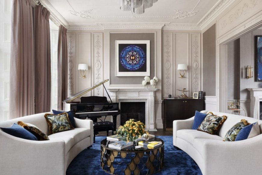 top 10 interior designers in london TOP 10 Interior Designers in London 8 6 870x580