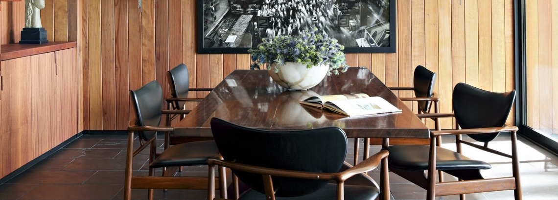 Jamie Bush: Modern Dining Rooms For Luxury Homes jamie bush Jamie Bush: Modern Dining Rooms For Luxury Homes eaturewd