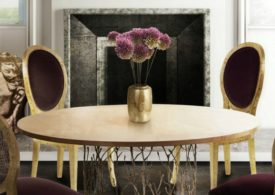 Biophilia Earth Tones: The Dining Tables