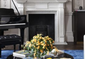 Regent's Park Townhouse: A Brilliant Project by Oliver Burns oliver burns Regent's Park Townhouse: A Brilliant Project by Oliver Burns oliver burns regents park townhouse luxury interior design london drawing room 278x193