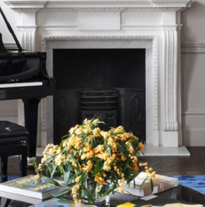 Regent's Park Townhouse: A Brilliant Project by Oliver Burns oliver burns Regent's Park Townhouse: A Brilliant Project by Oliver Burns oliver burns regents park townhouse luxury interior design london drawing room 405x410