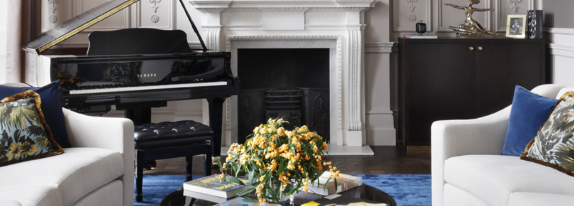 Regent's Park Townhouse: A Brilliant Project by Oliver Burns oliver burns Regent's Park Townhouse: A Brilliant Project by Oliver Burns oliver burns regents park townhouse luxury interior design london drawing room