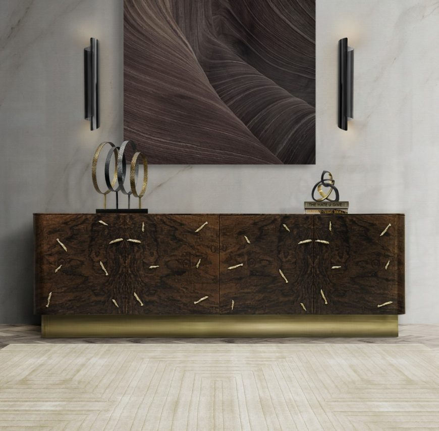 living room sideboards Trendy Living Room Sideboards For 2020 baraka 870x853