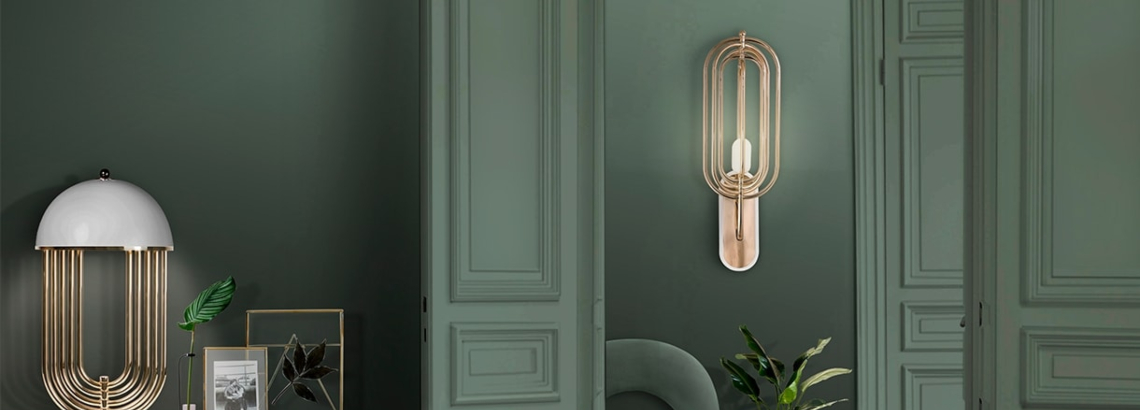 A CURATED SELECTION OF DESIGN AT MAISON ET OBJET 2020 maison et objet 2020 A Curated Selection of Design at Maison et Objet 2020 turner wall lighting2 min 1