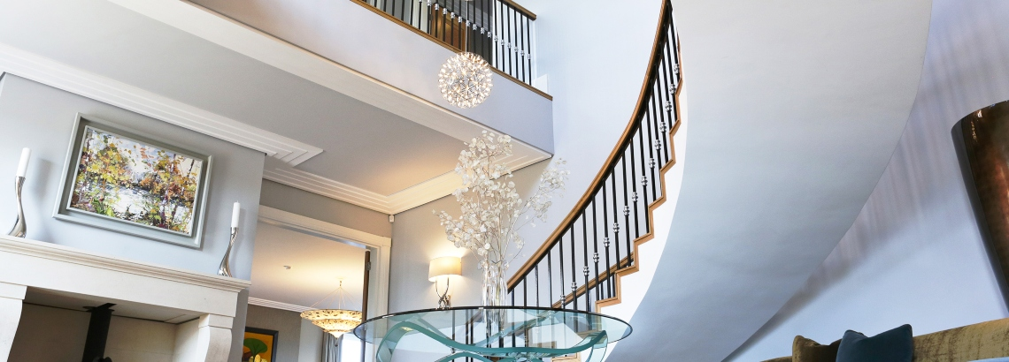 Peter Staunton Is One of the Biggest Interior Designers in London peter staunton Peter Staunton Is One of the Biggest Interior Designers in London Peter Staunton Interior Design Flint Hall Entrance 0