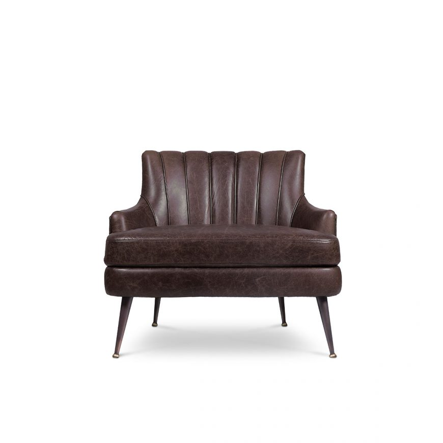 Friends: How To Recreate Manhattan's Most Famous Apartment luxxu plum armchair general img 1200x1200 870x870