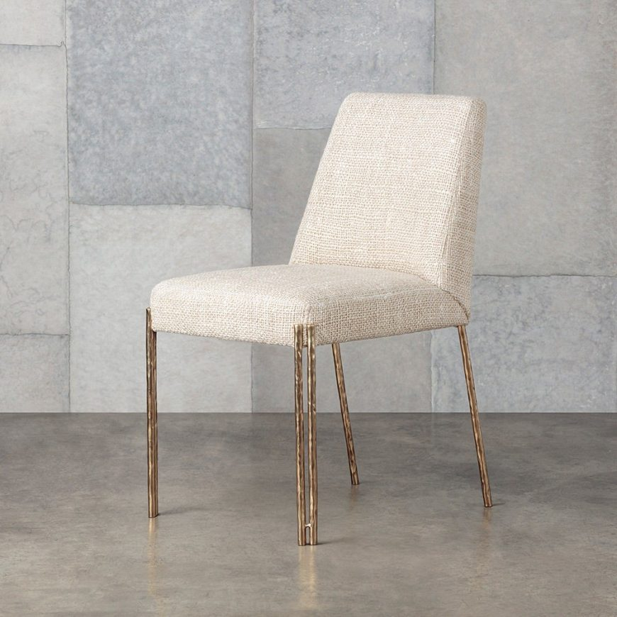 modernism Modernism and Old Hollywood Glamour: Dining Chairs by Kelly Wearstler 1 12 870x870