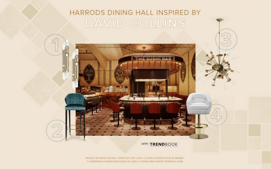 harrods Harrods Dining Hall Inspired by David Collins Studio 1 6 870x544