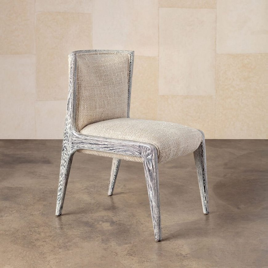 modernism Modernism and Old Hollywood Glamour: Dining Chairs by Kelly Wearstler 4 11 870x870