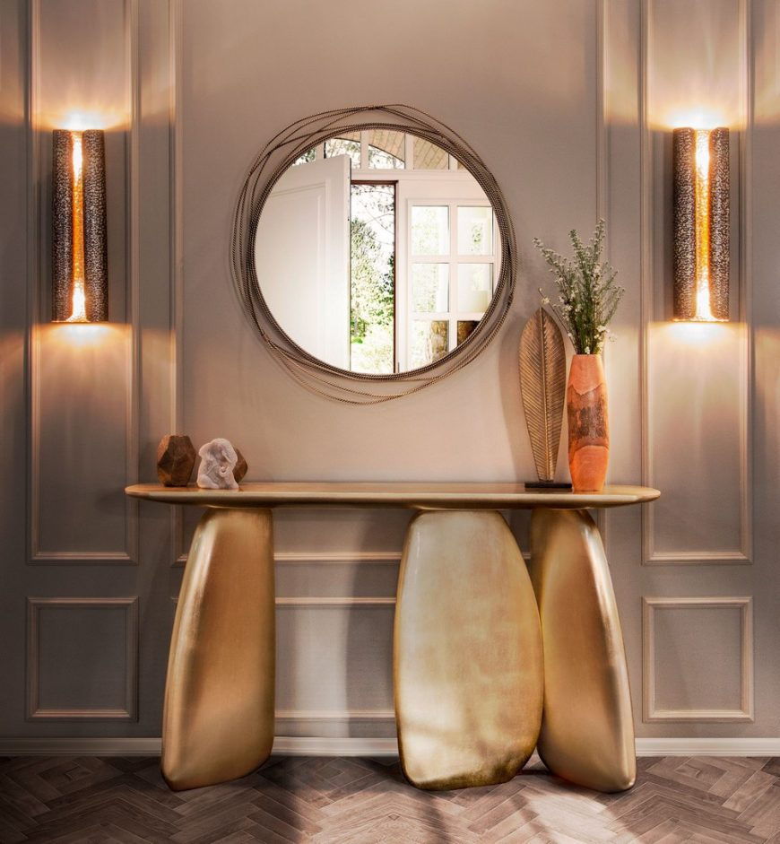 trendy Trendy Modern Mirrors For 2020 That Will Complete Your Design 8 4 870x941