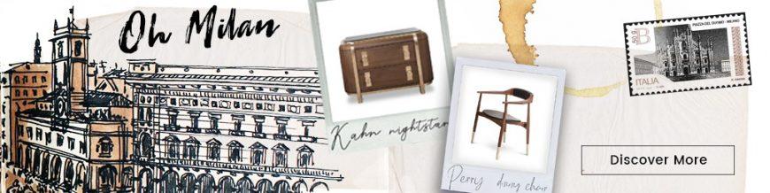 carlo donati Discover Carlo Donati's Mid-Century Ideas In A Brand New Collection! Oh Milan 870x218