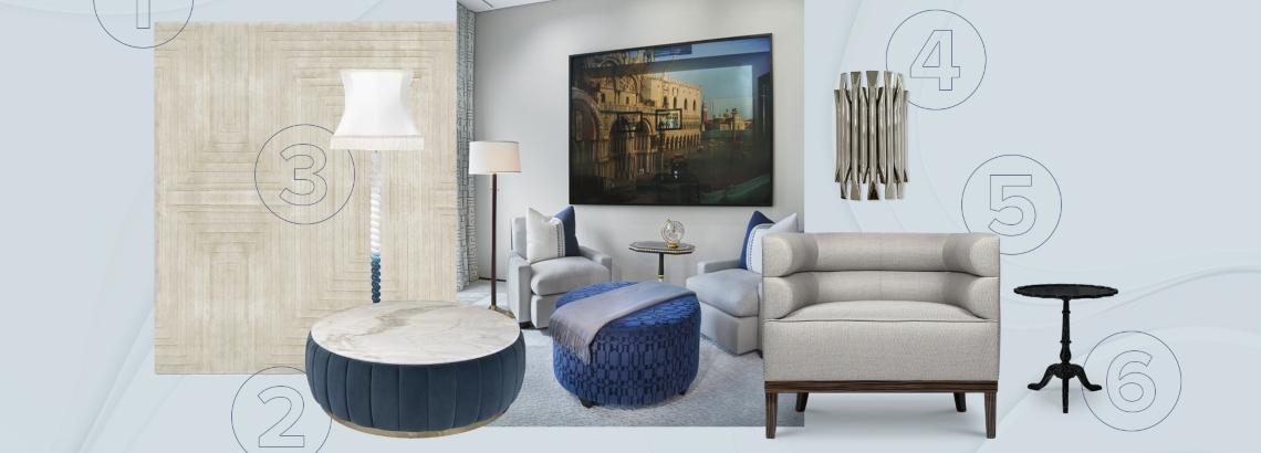 Living Room Design Inspired By Eric Cohler
