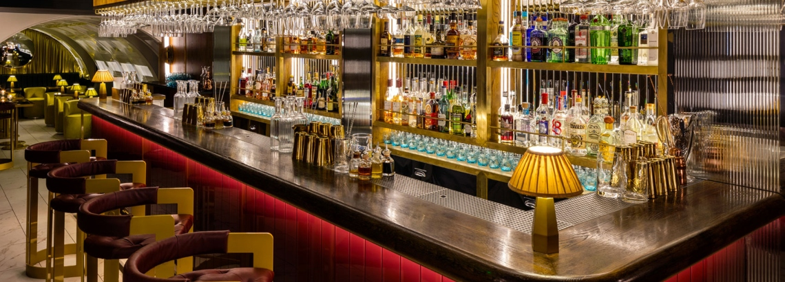 Cocktail Bars In London You Should Definitely Check Out!