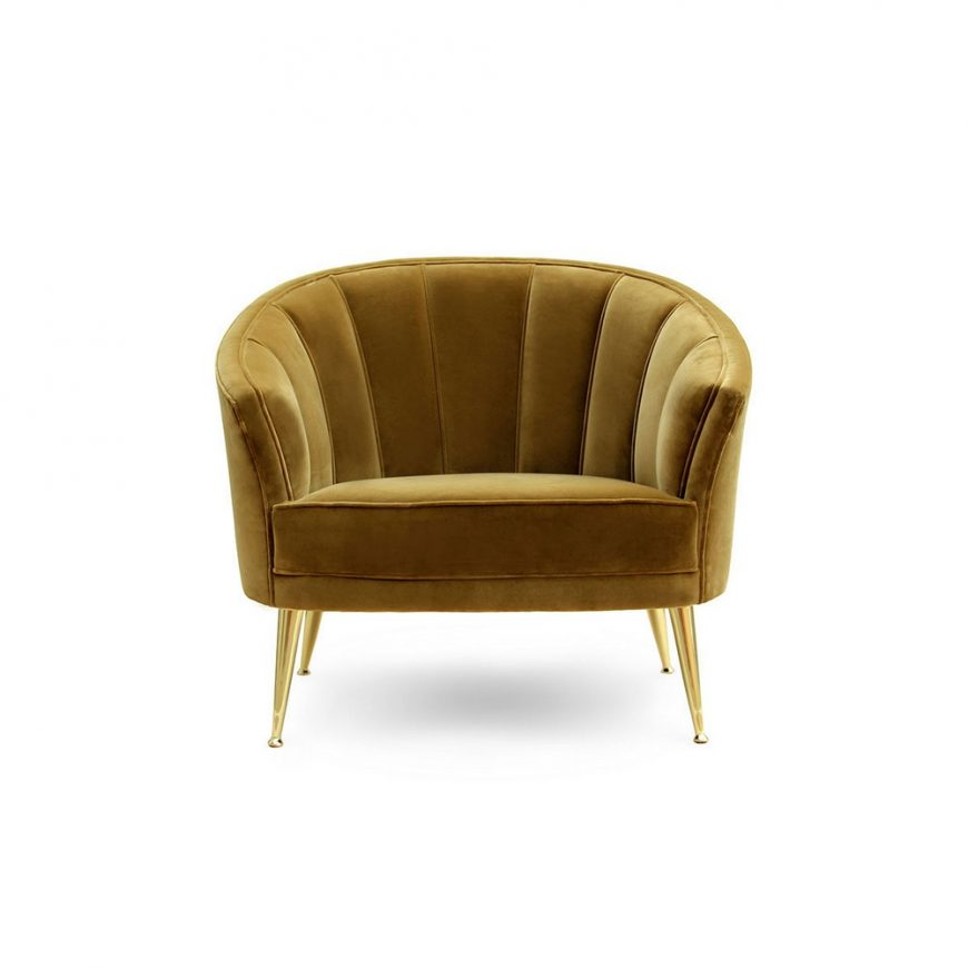 living room Marvelous Living Room Designs To Discover at Covet London maya armchair brabbu 01 870x870