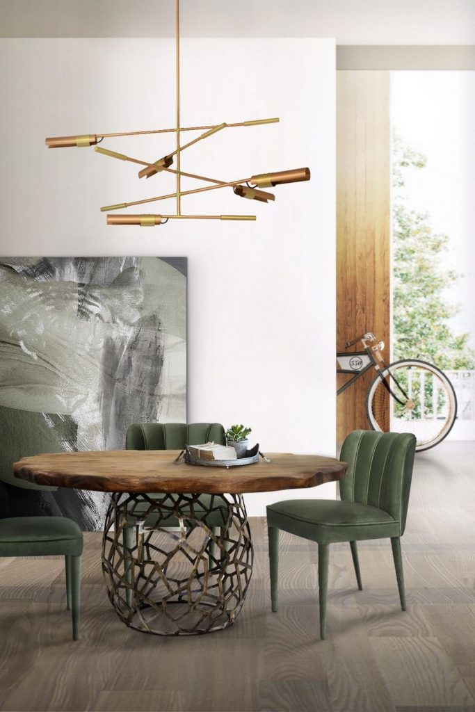 dining chairs Beautiful Dining Chairs To Give A Splash of Color In Your Dining Room 2 12 683x1024