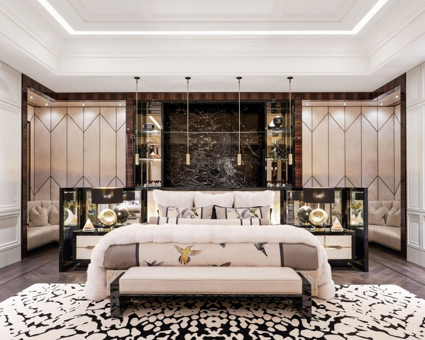 drake Drake's Amazing Toronto Manor House by Ferris Rafauli 3 9 870x695  Drake's Toronto House by Ferris Rafauli 3 9 870x695