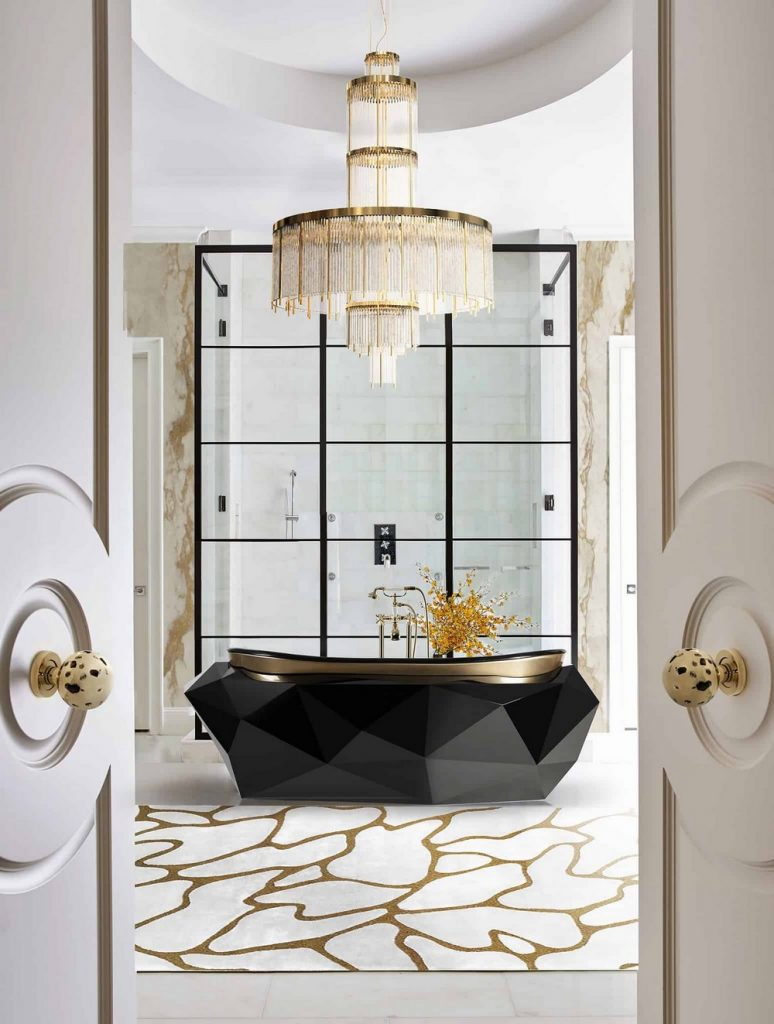 trends modern design luxury bathroom spring Modern Design Trends: Make Your Luxury Bathroom Bloom This Spring 8 2 774x1024