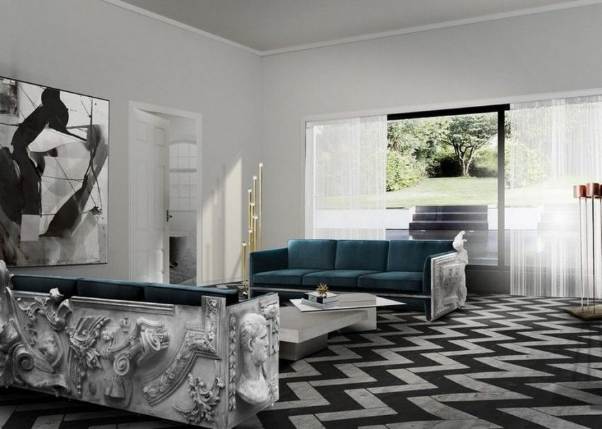 living room Living Room Design: 7 Modern Sofas That Will Make You Feel At Home 8 3 870x620