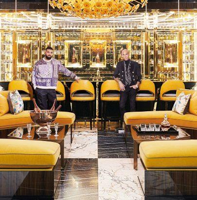 Drake's Amazing Toronto Manor House bt Ferris Rafauli