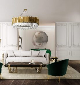 LIVING ROOM DESIGN: 7 MODERN SOFAS THAT WILL MAKE YOU FEEL AT HOME living room Living Room Design: 7 Modern Sofas That Will Make You Feel At Home luxury living rooms amazing wall mirrors 5 scaled 1 277x293