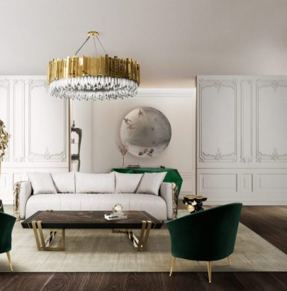 LIVING ROOM DESIGN: 7 MODERN SOFAS THAT WILL MAKE YOU FEEL AT HOME living room Living Room Design: 7 Modern Sofas That Will Make You Feel At Home luxury living rooms amazing wall mirrors 5 scaled 1 405x410