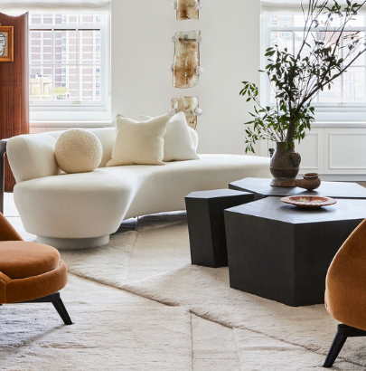 Jeremiah Brent Brings Worldly Flair to This Manhattan Apartment