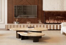 Exclusive contemporary modern Living Room contemporary modern EXCLUSIVE LIVING ROOM INSIDE A CONTEMPORARY MODERN PENTHOUSE Design sem nome 1 278x193