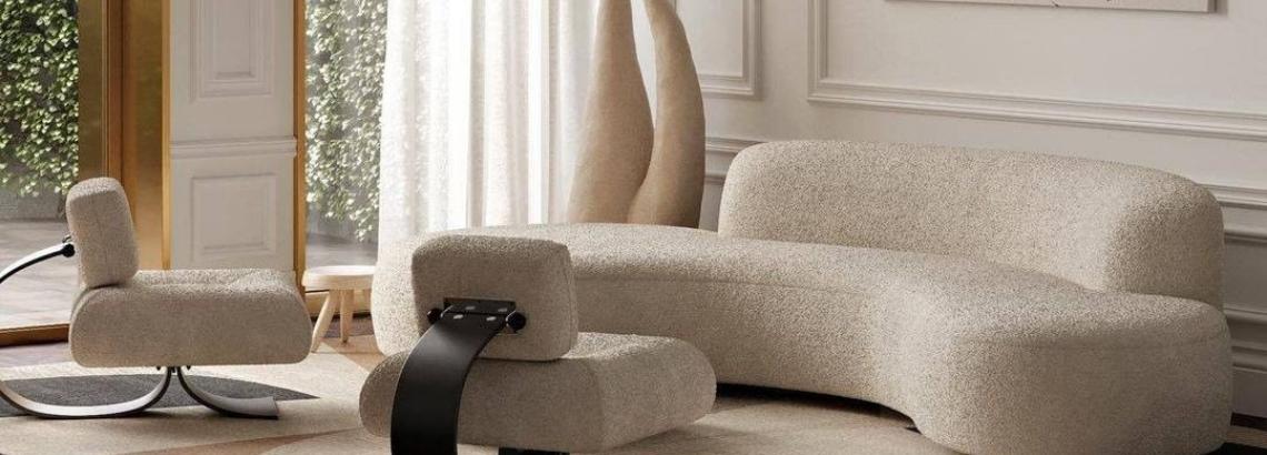modernlivingroom  GET THE LOOK: MODERN INSTAGRAM EDITION modernlivingroom