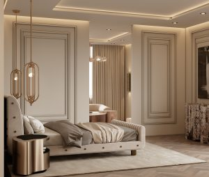MasterBedroomsugarrug modern Searching for inspiration? Find these Contemporary Modern Interior Designs! MasterBedroomsugarrug 300x254
