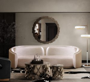 creme sofa livin groom modern Searching for inspiration? Find these Contemporary Modern Interior Designs! creme sofalivingroom 300x274