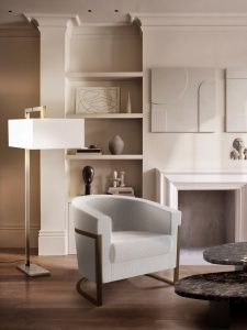 expresso floor lamp and colombia armchair modern Searching for inspiration? Find these Contemporary Modern Interior Designs! expresso floor lamp and colombia armchair 225x300