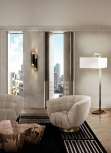 expresso floor lamp livingroom modern Searching for inspiration? Find these Contemporary Modern Interior Designs! expresso floor lamp livingroom 218x300
