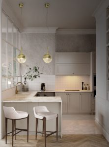 moka counter stool kitchen modern Searching for inspiration? Find these Contemporary Modern Interior Designs! moka counter stool kitchen 222x300